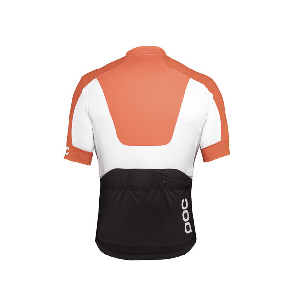 MAGLIA CICLISMO POC AVIP SS CERAMIC JERSEY 58070 orange white back.jpg